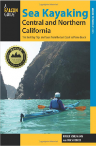 Sea Kayak CA book new -big