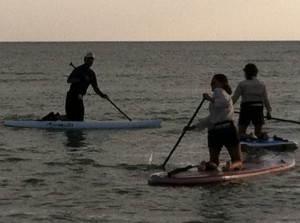 Stand Up Paddleboard Instructor Workshop
